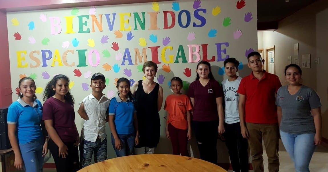 Viaje de seguimiento de proyectos en El Salvador y Honduras