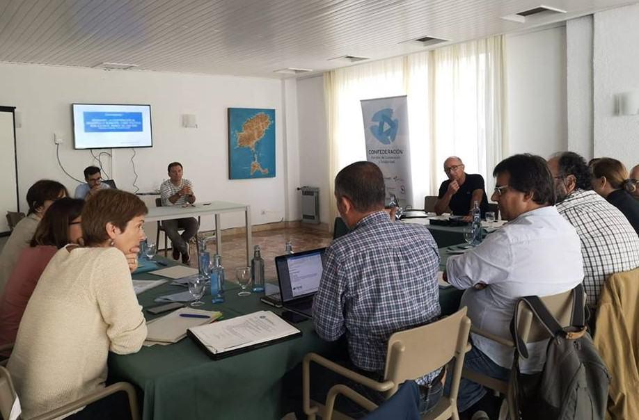 La Confederació de Fons de Cooperació i Solidaritat organitza una formació tècnica a Eivissa