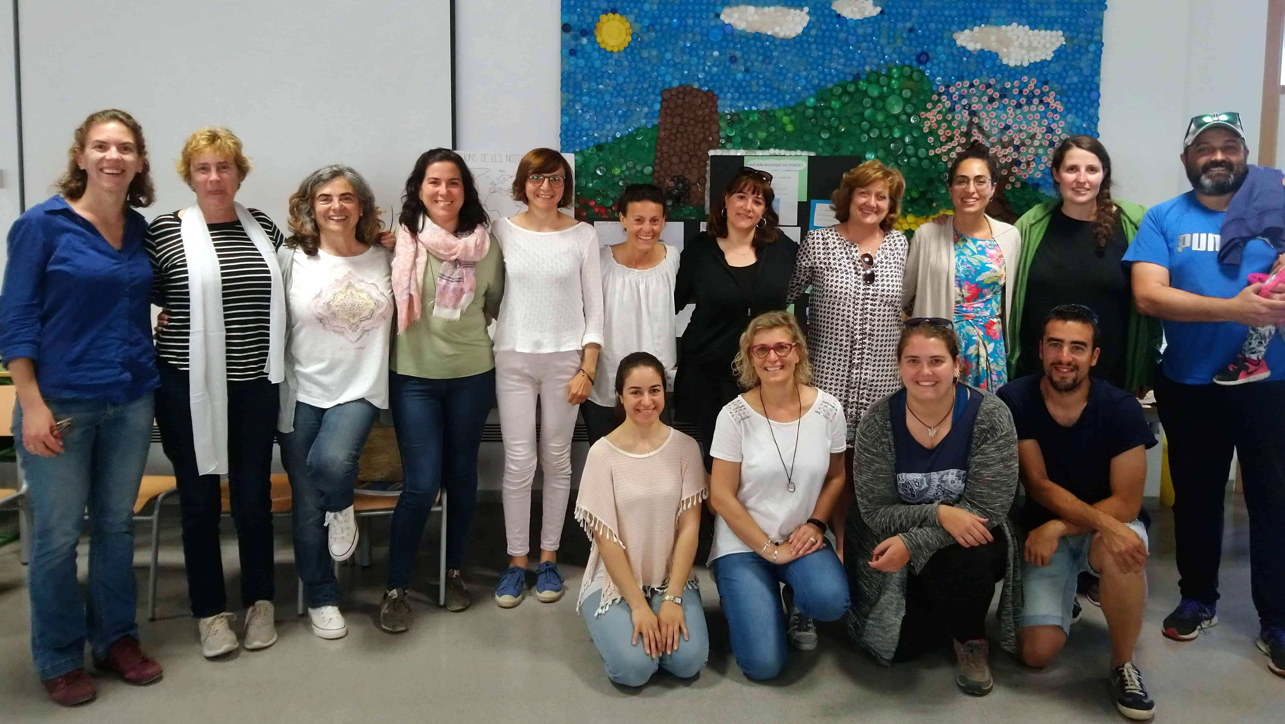 Encuentro anual de la Red de Centros Educativos Solidarios