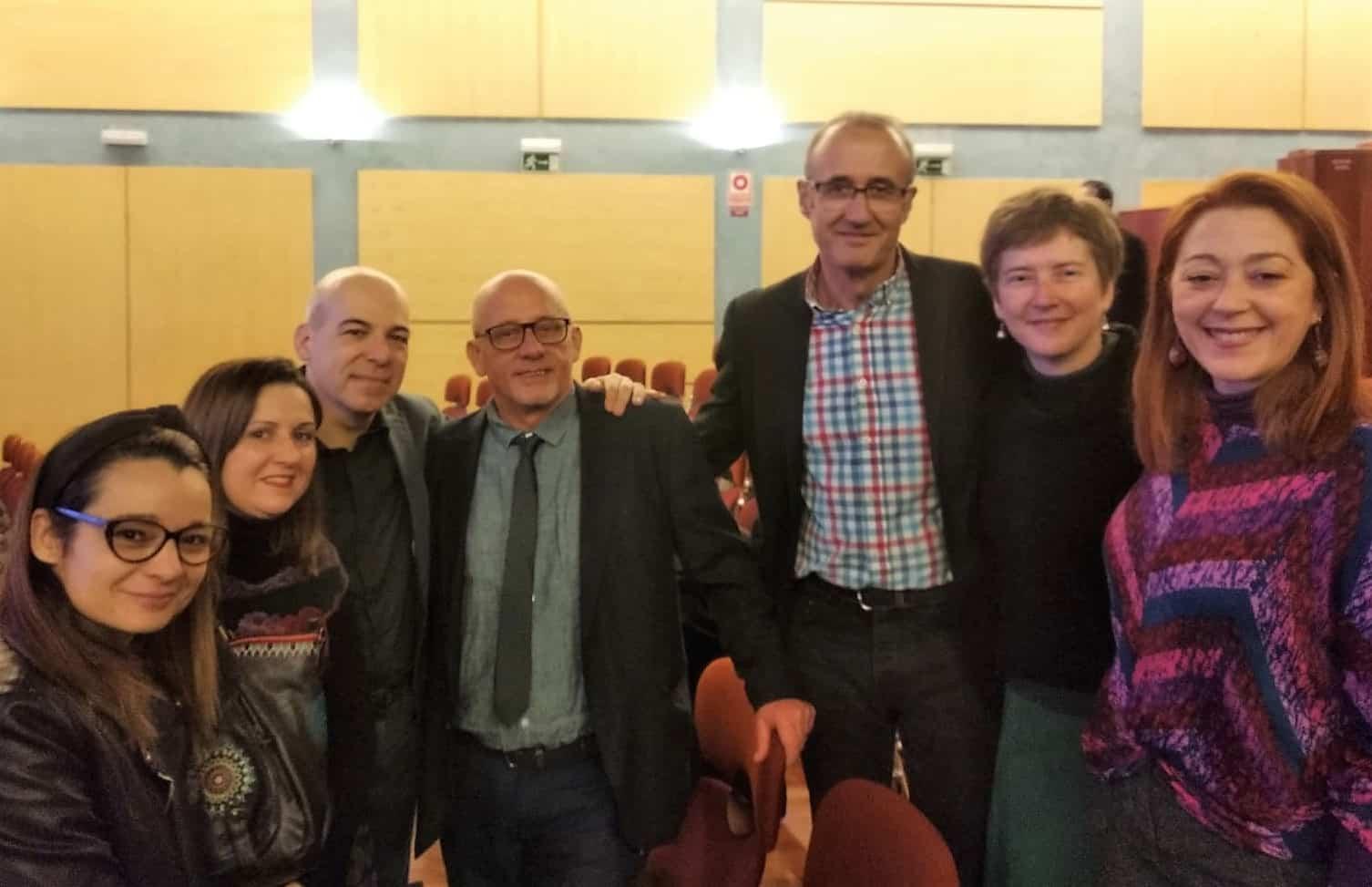 Representantes del Fons Pitiús participan en el congreso Think Europe en Soria