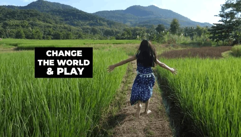 CHANGE DE WORLD & PLAY